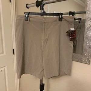 Brand new with tags Swiss tech shorts! Never worn!
